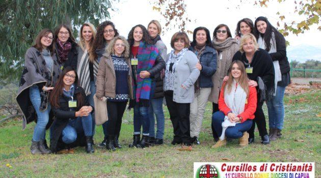 11° Cursillo Donne Diocesi di Capua