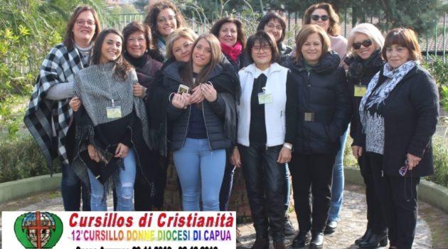 12° Cursillo Donne Diocesi di Capua